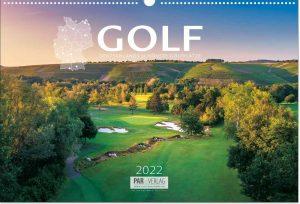 Golfkalender Titel 2022
