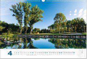 Golfkalender April 2022