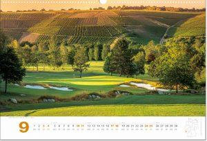 Golfkalender Septemeber 2022