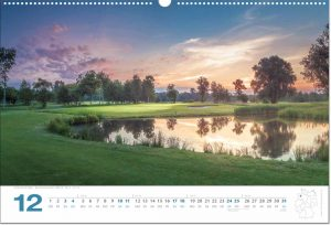 Golfkalender Dezember 2022
