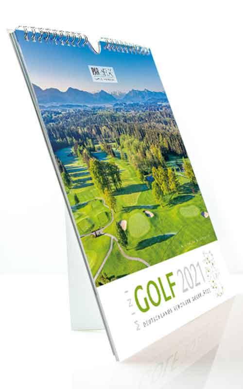 MIni Golf Kalender 2022